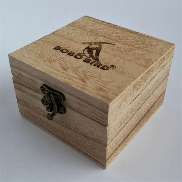 Originál drevená krabička