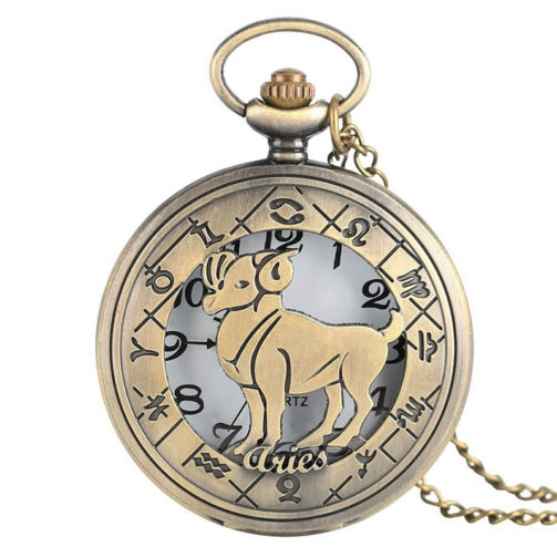 Vreckové hodinky BARAN