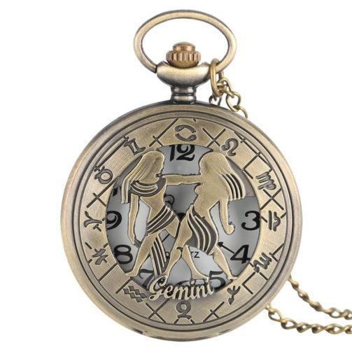 Vreckové hodinky BLÍŽENCI