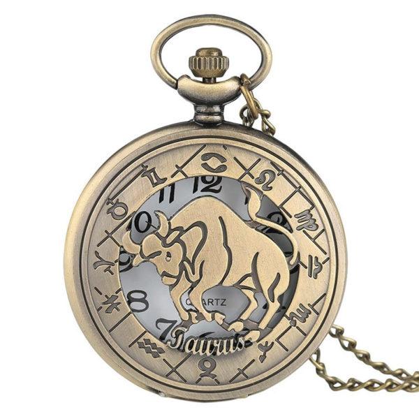 Vreckové hodinky BÝK