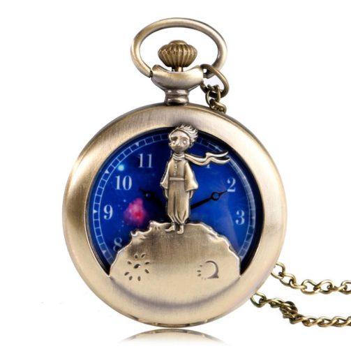 Vreckové hodinky MALÝ PRINC