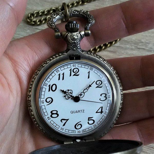 Vreckové hodinky MOTORKA