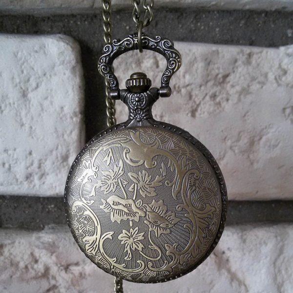 Vreckové hodinky RYBÁR