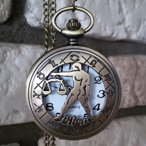 Vreckové hodinky VÁHY