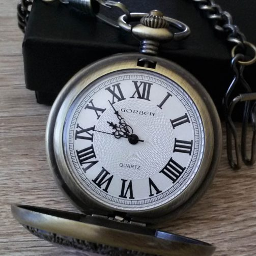 Vreckové hodinky VINTAGE II