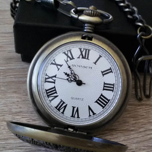 Vreckové hodinky VINTAGE III