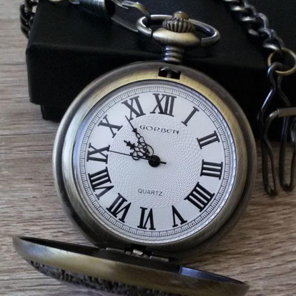 Vreckové hodinky VINTAGE IV