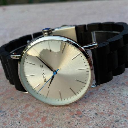 Drevené hodinky CLASSIC