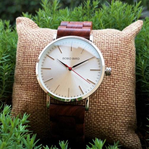 Drevené hodinky GENTLEMAN