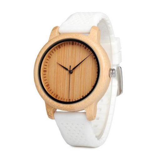 Drevené hodinky JANG