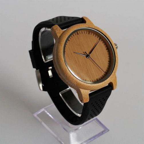 Drevené hodinky JIN