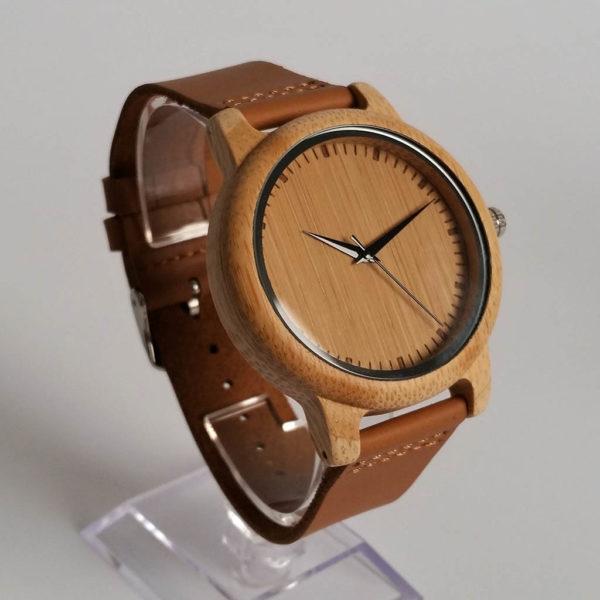 Drevené hodinky ONE