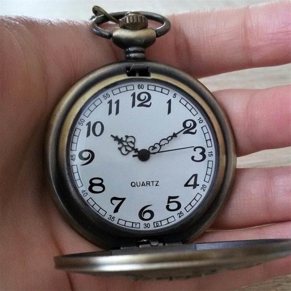 Vreckové hodinky FARMÁR