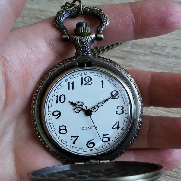 Vreckové hodinky JELEŇ