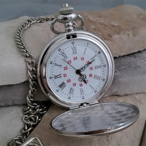 Vreckové hodinky KLASIK