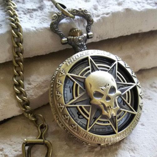 Vreckové hodinky LEBKA