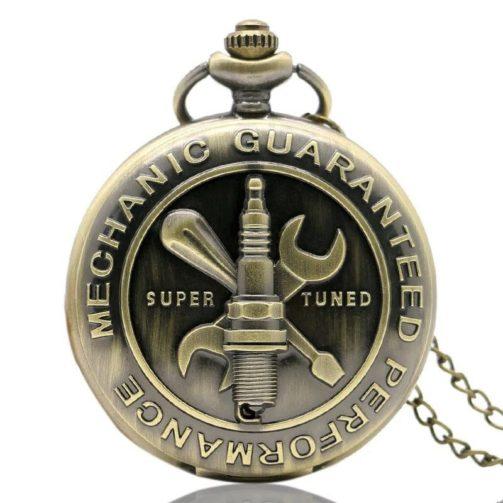 Vreckové hodinky MECHANIK