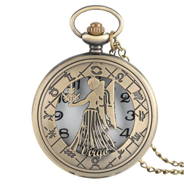 Vreckové hodinky PANNA