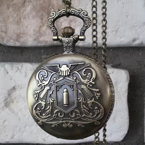 Vreckové hodinky POĽOVNÍCKE