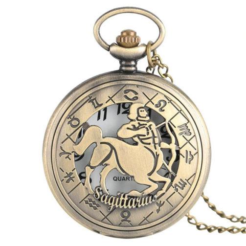 Vreckové hodinky STRELEC