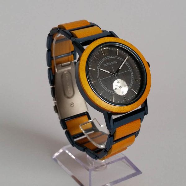 Drevené hodinky NEO