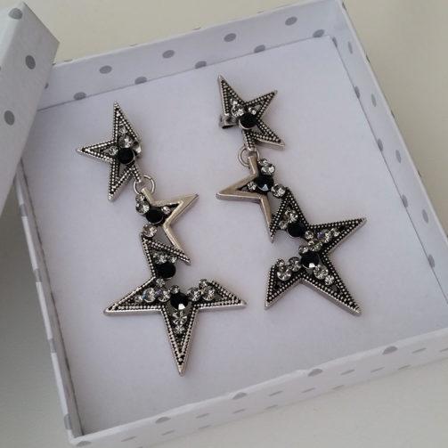 Náušnice POP STAR
