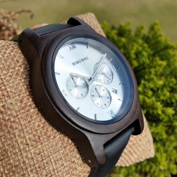 Drevené hodinky ARCTIC